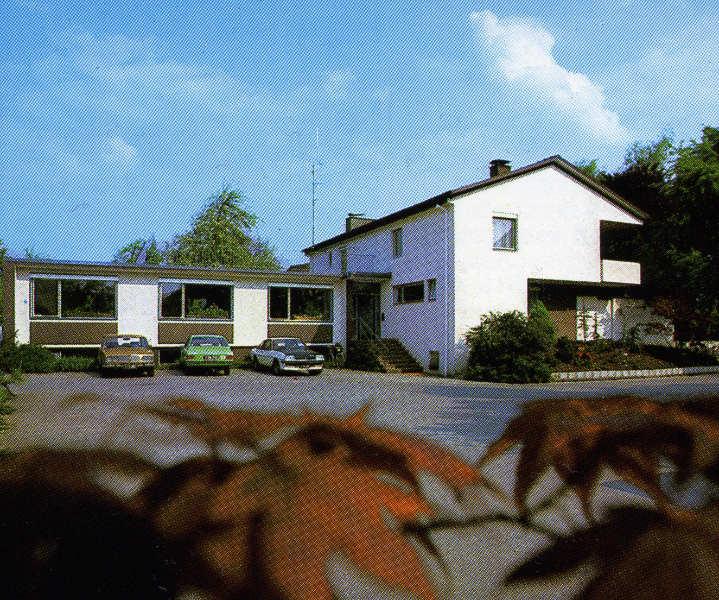 1949 Gründung Hefel Wohnbau