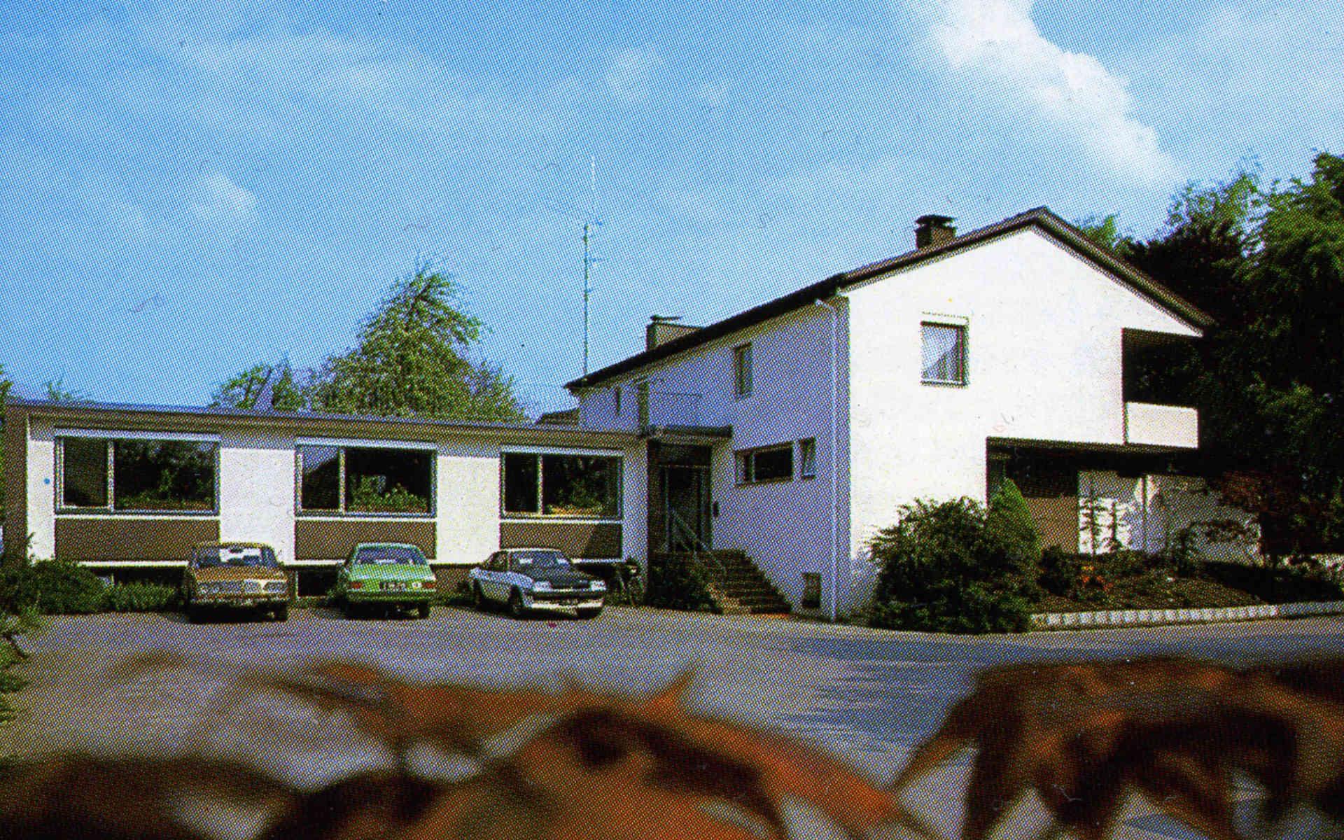 Hefel Wohnbau Historie Gründung