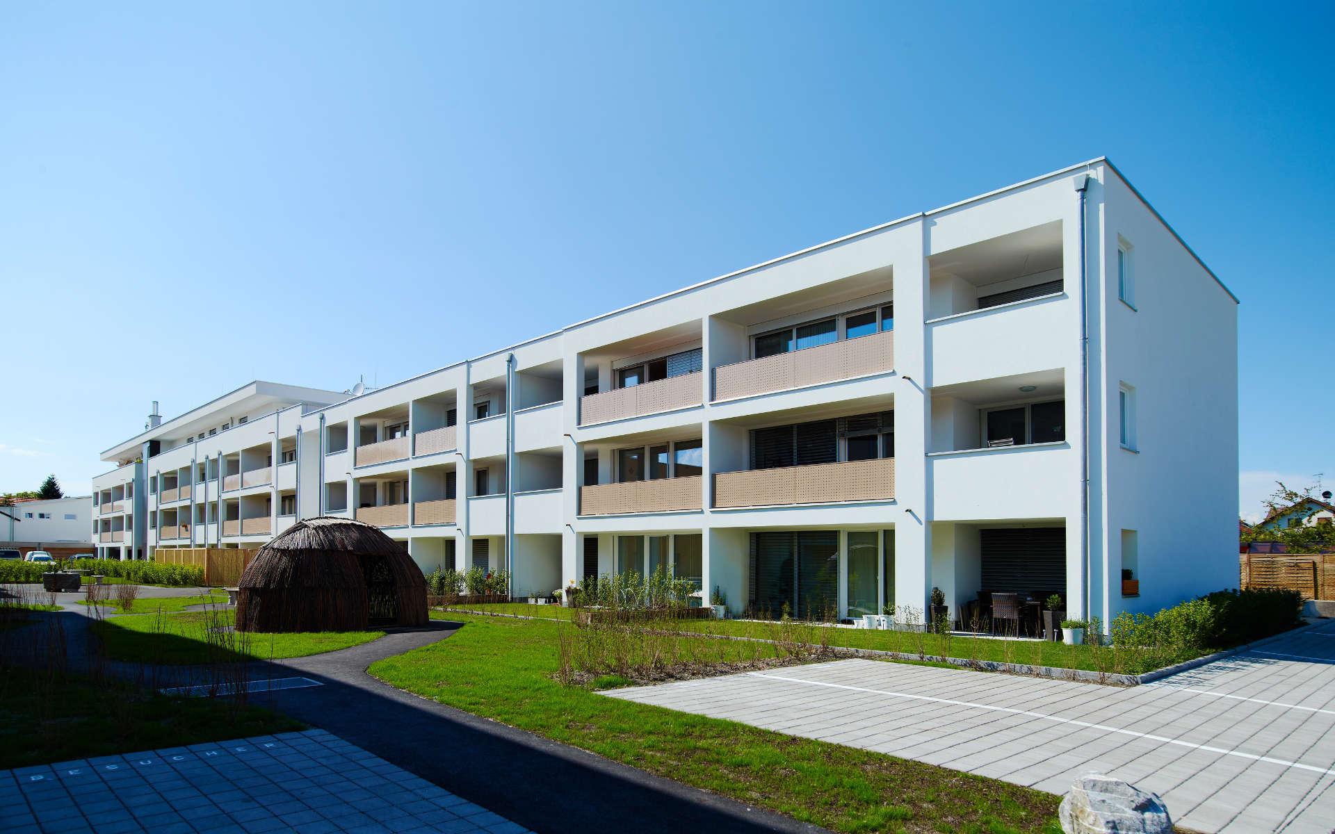 Hefel Wohnbau Historie Passivhaus