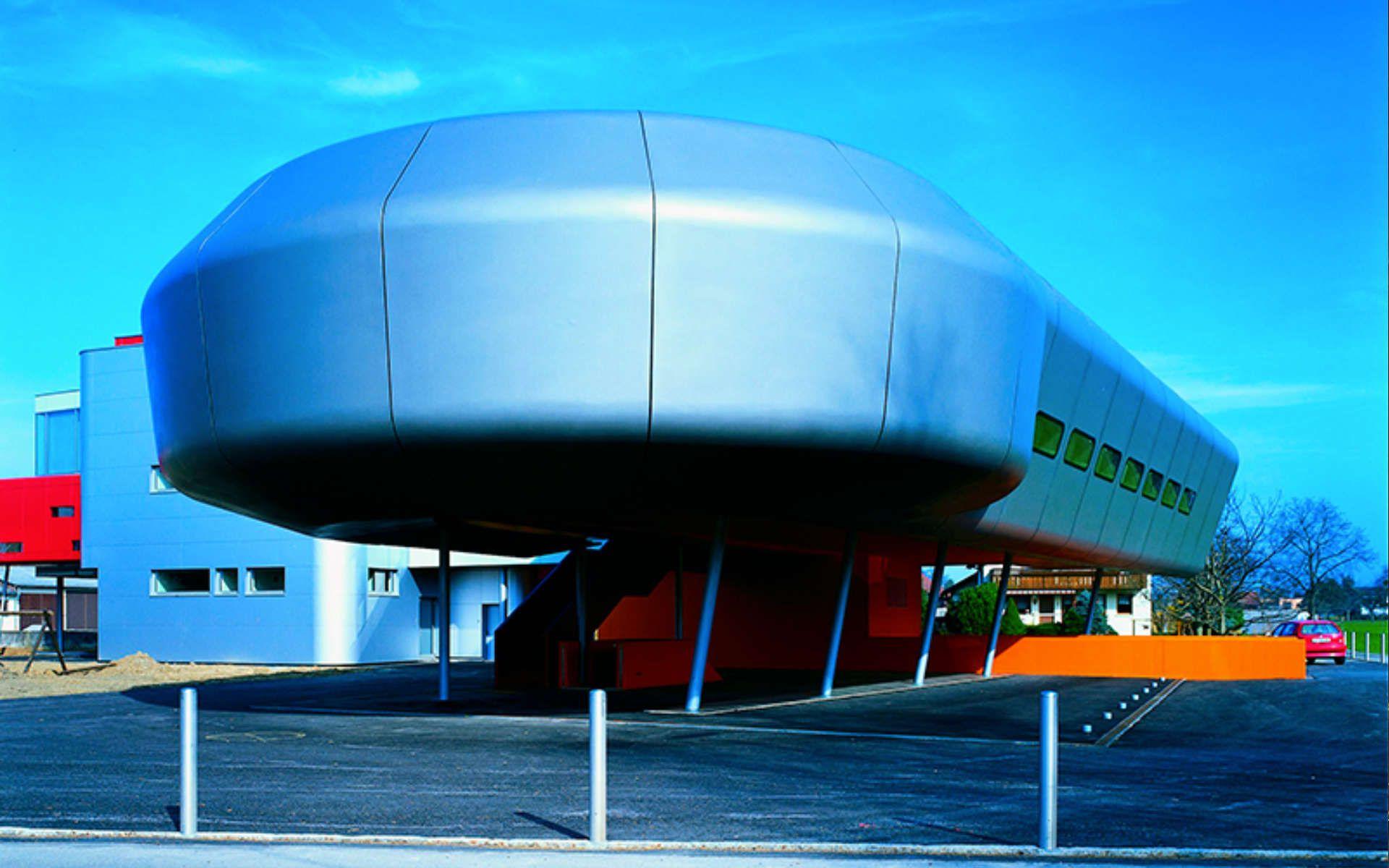 Hefel Wohnbau Historie TerminalV