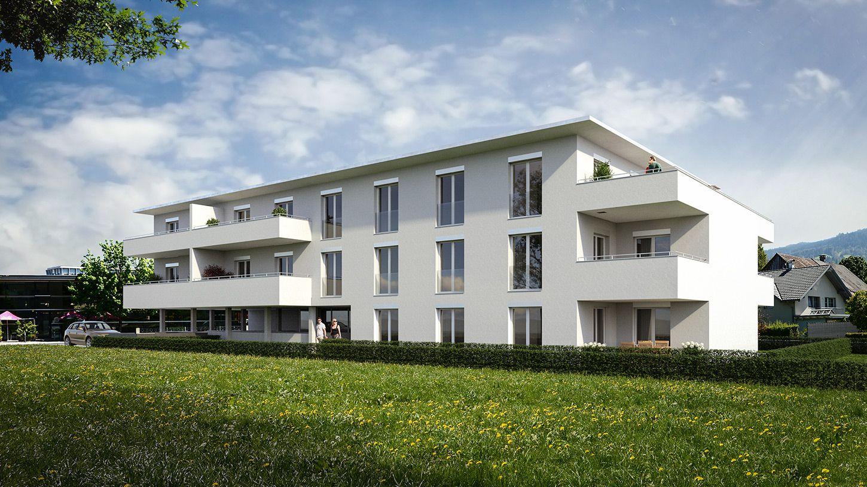 Wohnungen Dornbirn Rohrbach 17