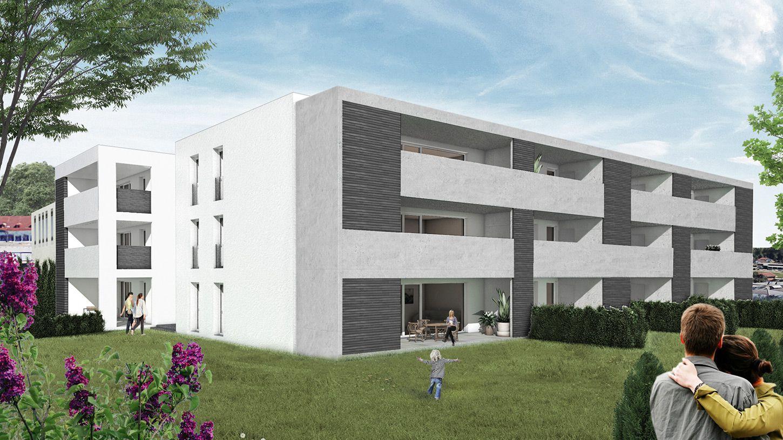 Wohnungen Hard Margarethendamm