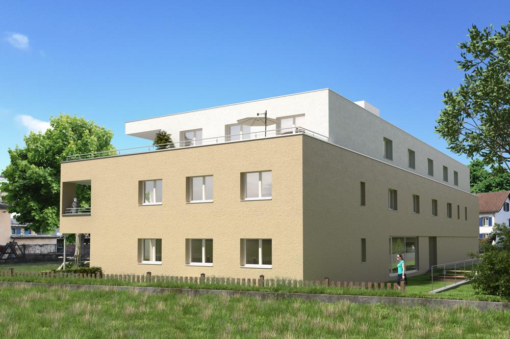 Wohnanlage Hochstegstraße, Hörbranz Bild3