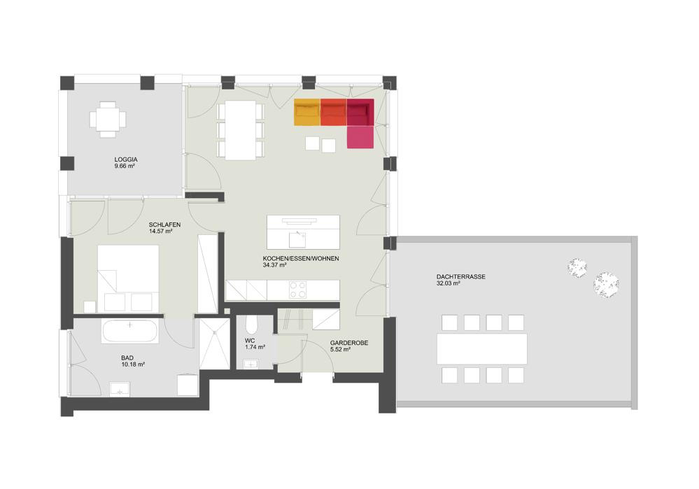 Haus B TOP 12 Bild5