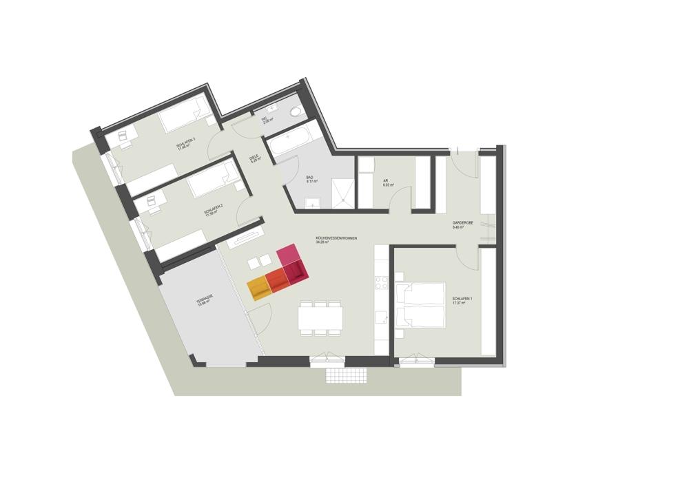 Haus B TOP 1 Bild5