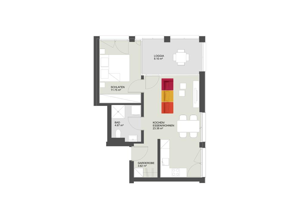Haus A TOP 12 Bild5