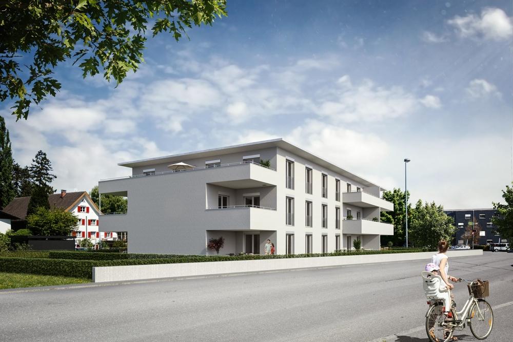 Wohnanlage Rohrbach 17, Dornbirn Bild2