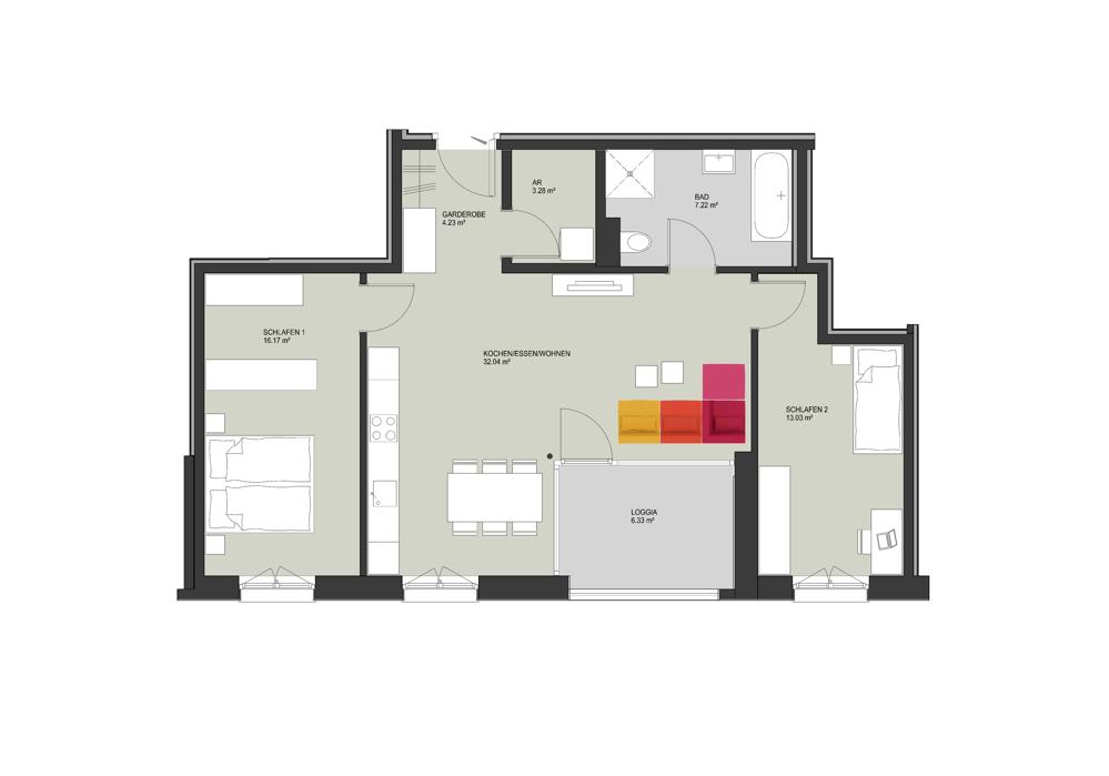 Haus A TOP 4 Bild5