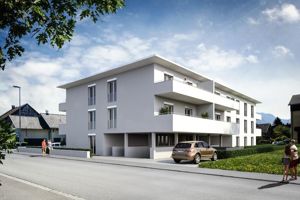 Wohnanlage Rohrbach 17, Dornbirn Bild1